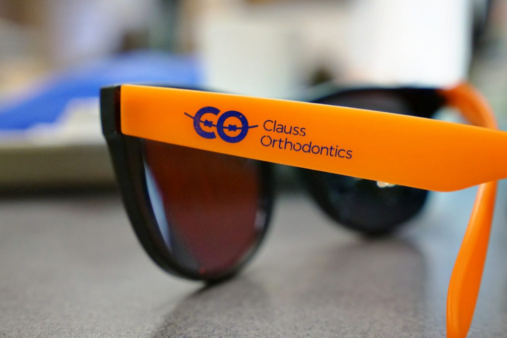 Clauss orthodontics sunglasses