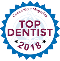 conneticut magazine top dentist 2018 logo